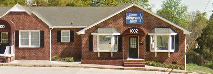 Chiropractic Gastonia NC Office Building